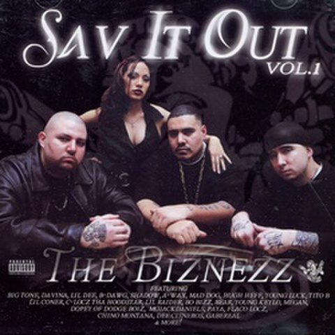 Sav It Out Vol.1 The Biznezz