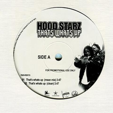 Hood Tsarz / Thats Whats Up