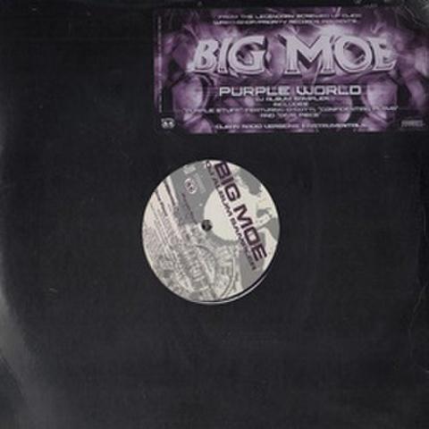 Big Moe / DJ Album Sampler