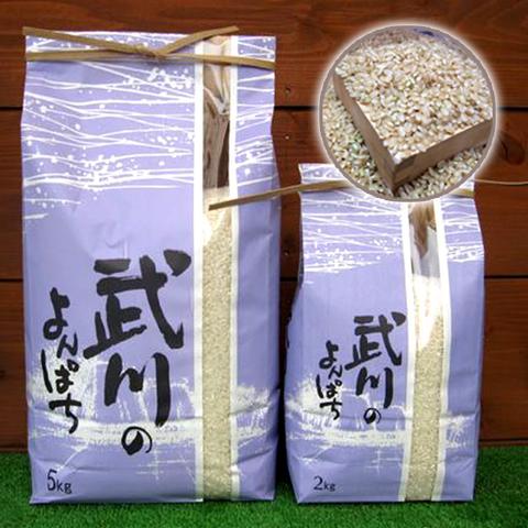 武川のよんぱち(5キロ) 【玄米】
