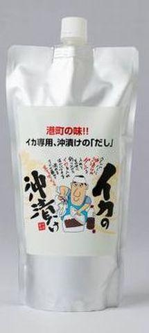 イカの沖漬け醤油 パウチタイプ700ml
