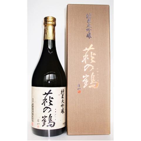 萩の鶴 純米大吟醸 美山錦 720ml