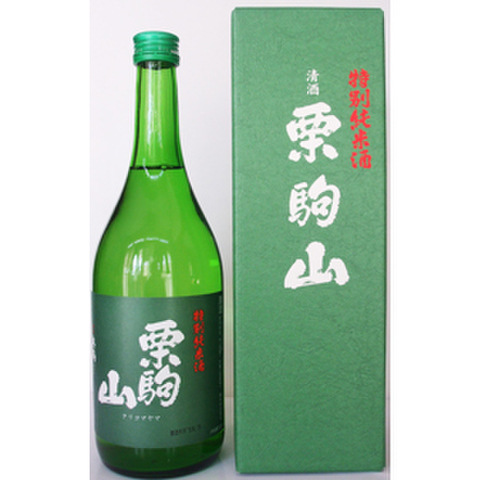 栗駒山 ササニシキ 特別純米酒 720ml