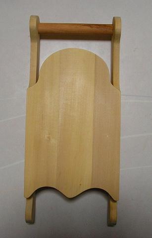 スノーボード、羽子板