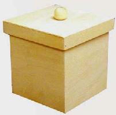 蓋つきキューブBOX