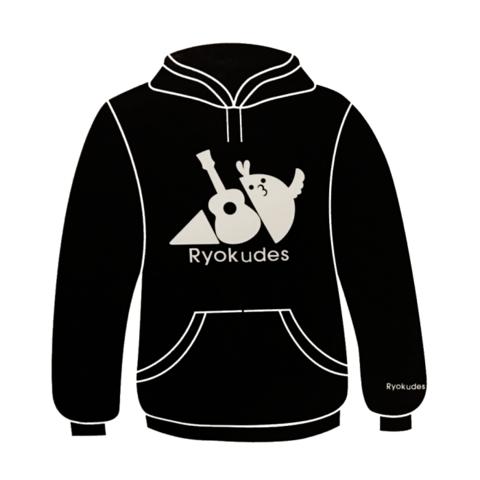 Ryokudes プルオーバーパーカー[XL]