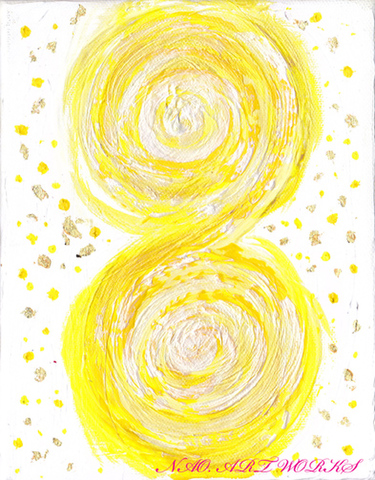 原画『infinity-3,豊穣-』