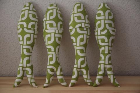 サカナOCグリーン洗えるキャットキッカー