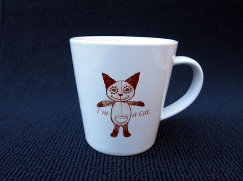 マグカップ‐toycat1