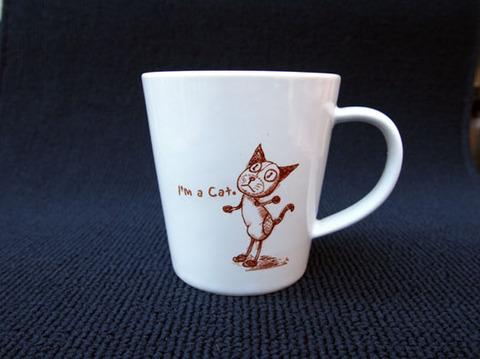 マグカップ‐toycat2