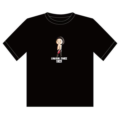 Tシャツ ナオミあぷちん(横浜・赤い靴)