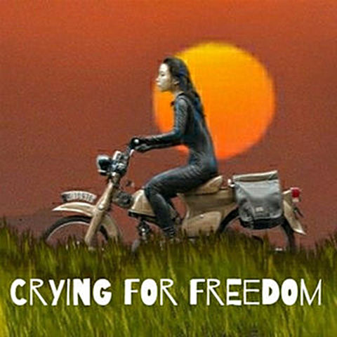 クラフリ主題歌「CRYING FOR FREEDOM」歌・谷洋幸