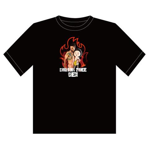 Tシャツ炎(名古屋・しゃちほこ)