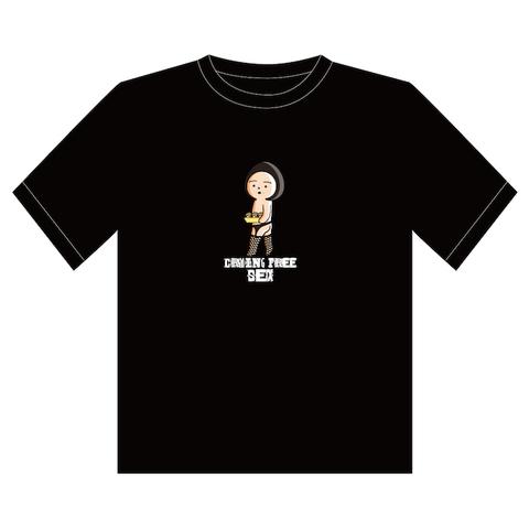 Tシャツ ナオミあぷちん(大阪・たこやき)