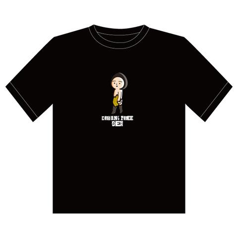 Tシャツ ナオミあぷちん(名古屋・しゃちほこ)