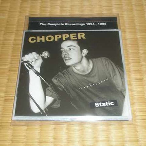 Chopper - Static (The Complete Recordings 1994-1998) (2CD)