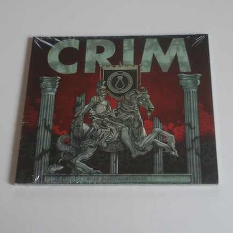 CRIM - Blau Sang, Vermell Cel (CD)
