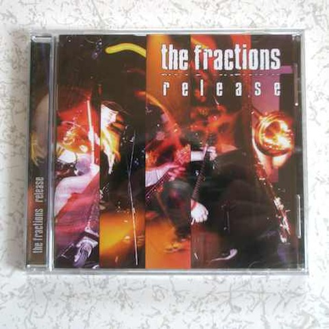 The Fractions - Release (CD)