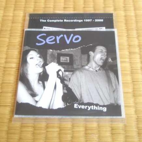 Servo - Everything (The Complete Recordings 1997-2000) (CD)