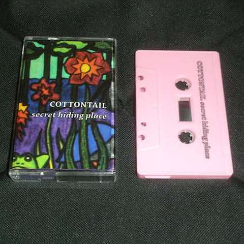 Cottontail - Secret Hiding Place (Tape)