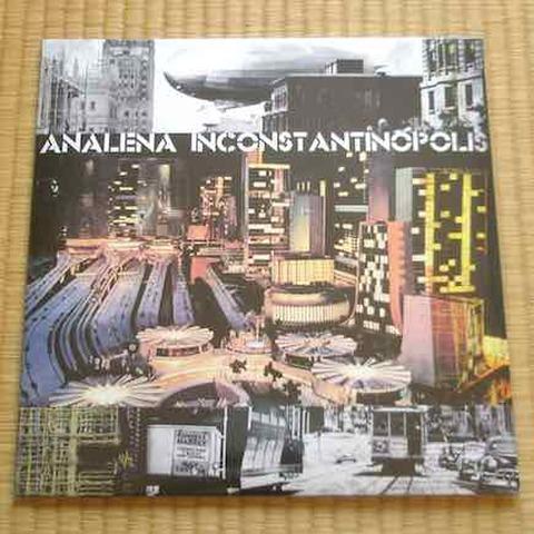 Analena - Inconstantinopolis (LP)