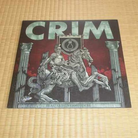 CRIM - Blau Sang, Vermell Cel (2016年オリジナル盤) (LP)