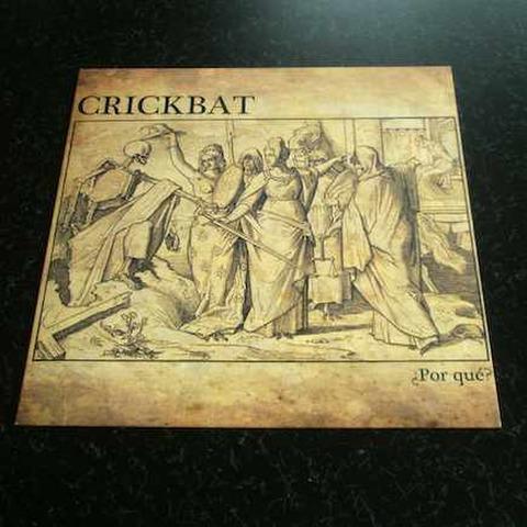 Crickbat -  ¿Por qué? (LP)