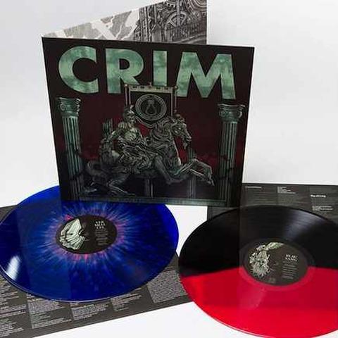 CRIM - Blau Sang, Vermell Cel (2017年リプレス盤) (LP)