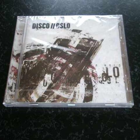 Disco//Oslo - S/T (CD)