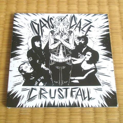 Days N Daze - Crustfall (CD)