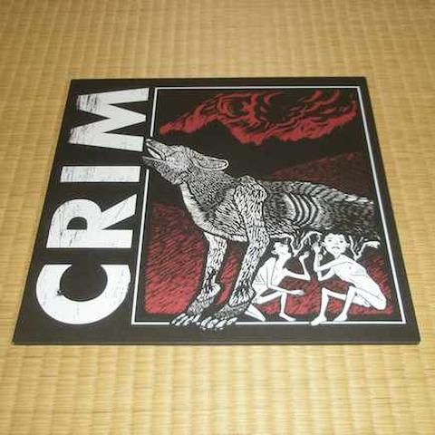 CRIM - S/T (LP)