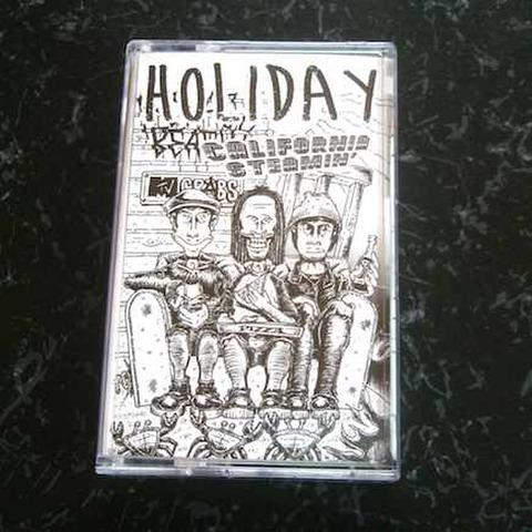 Holiday - California Steamin' (Tape)