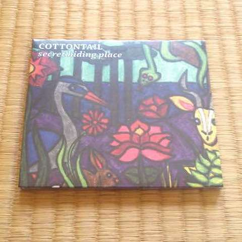 Cottontail - Secret Hiding Place (CD)
