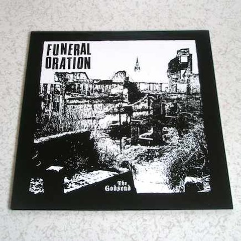 Funeral Oration - The Godsend (LP)