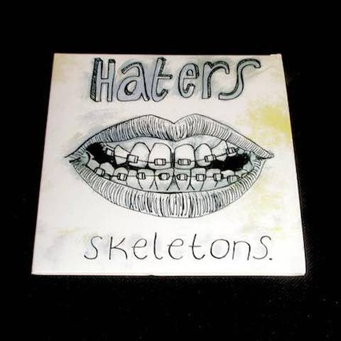 Haters - Skeletons (CD)