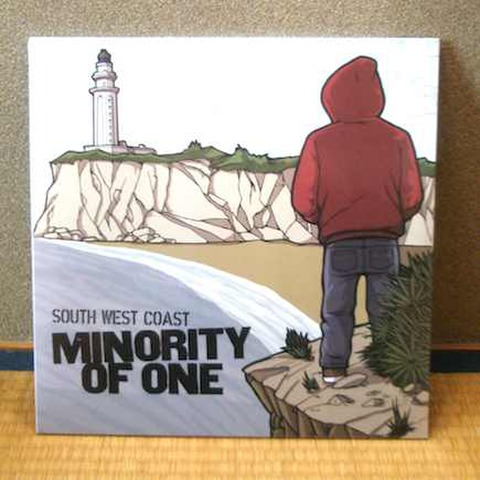 "Minority Of One - South West Coast (12"")"