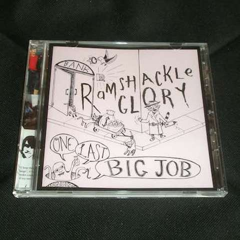 Ramshackle Glory - One Last Big Job (CD)