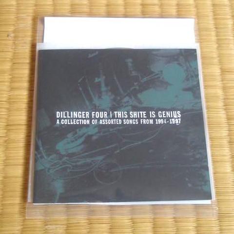 Dillinger Four - This Shite Is Genius (CD)