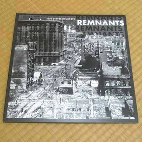 Remnants - True Places Never Are (LP)