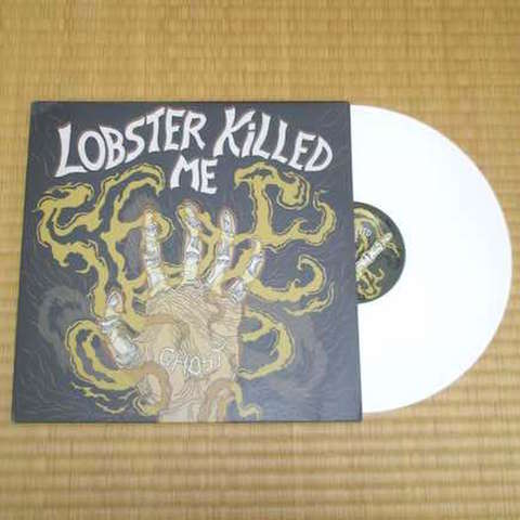 Lobster Killed Me - Ghost (LP)