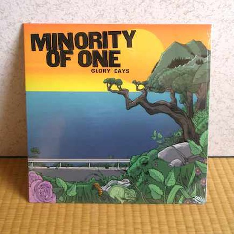 Minority Of One - Glory Days (LP)