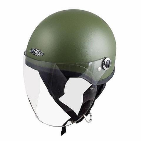 TNK SQ-32 ヘルメット ハードカーキ FREE(58-59cm)