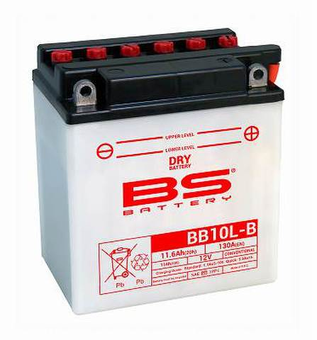 BSバッテリー BB10L-B