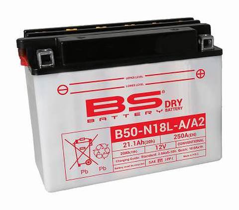 BSバッテリー B50-N18L-A/A2