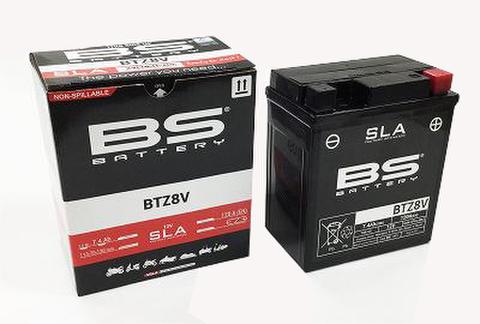 BSバッテリー BTZ8V