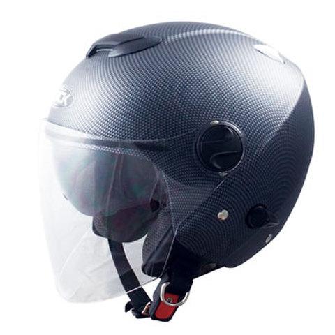 TNK ZJ-3 ヘルメット マッドカーボン
