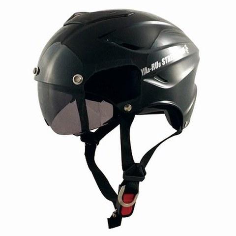 TNK STR W ヘルメット BLACK   FREE(58-59cm)