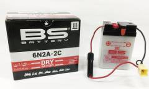 BSバッテリー 6N2A-2C