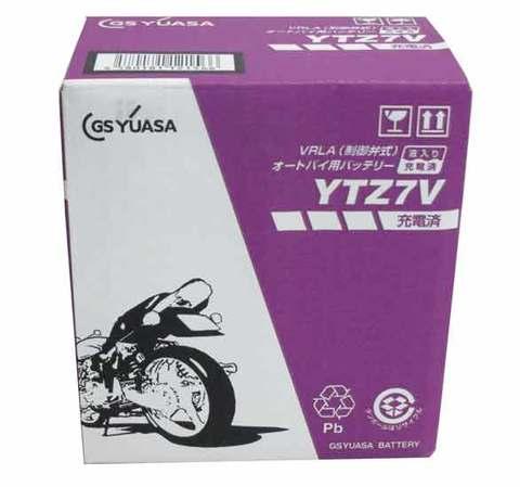 GSユアサ YTZ7V-GY-C