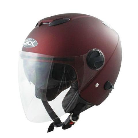 TNK  ZJ-3 ヘルメット H.MAD マルーン